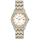 Citizen Women's Eco-Drive Silhouette Crystal watch with Date, EW1908-59A $62.99, free shipping