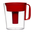 Brita Small 5 Cup Metro Water Pitcher with Filter - BPA Free - Red $16.99
