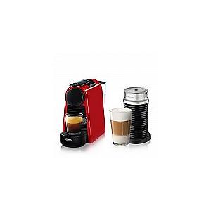 Nespresso Essenza Mini Espresso Machine w/ Aeroccino Frother