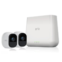 Arlo Pro by NETGEAR Security System with Siren (VMS4230) – 2 Rechargeable Wire-Free HD Cameras with Audio, Indoor/Outdoor, Night Vision (Certified Refurbished) $219.99 free shipping