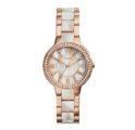 Fossil Women's Virginia Quartz Stainless Steel Dress Quartz Watch