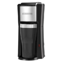 BLACK+DECKER Single Serve Coffeemaker, Black, CM618 $20.59
