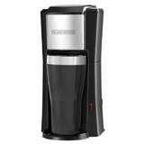BLACK+DECKER Single Serve Coffeemaker, Black, CM618 $20.59