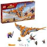 史低价!Lego 乐高 Marvel Super Heroes 超级英雄系列 76107 灭霸终极之战