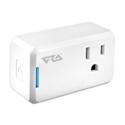 Deal of the Day:Alexa-Enabled Ora Wi-Fi Mini Smart Plug, No Hub Required, Only Occupies One Socket Turn ON/OFF Electronics from Anywhere, Works on your existing WiFi network (2 Pack, White) $23.99