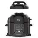 Ninja OP401 Foodi 8-Quart Pressure, Steamer, Air Fryer All-in- All-in-One Multi-Cooker, Black/Gray $201.59 free shipping