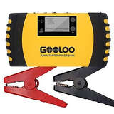 GOOLOO 1000A Peak 20800mAh SuperSafe Car Jump Starter with USB Quick Charge 3.0
