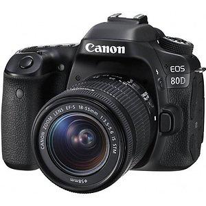 Canon EOS Cameras & Lens Sale EOS 80D+18-55mm