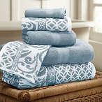 Amrapur 纯棉毛巾6件套