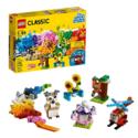 LEGO 10712 乐高基础创意积木盒 244片装