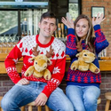 Amazon: Ugly Christmas Sweaters for Adults and Dogs