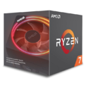 AMD Ryzen 7 2700X Processor with Wraith Prism LED Cooler - YD270XBGAFBOX $159.00