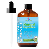 Nail Polish Remover - Natural and Plant Based - Non Acetone - Conditioner and Strengthener for Nails and Cuticles - Safe for Kids - no Chemicals and Non Toxic $12.87