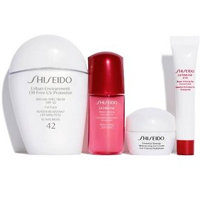 Shiseido The Everyday Sunscreen Set