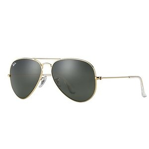 Today Only: Ray-Ban Aviator Sunglass