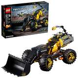 史低价!LEGO 乐高 Technic科技系列 42081 沃尔沃概念式装载机