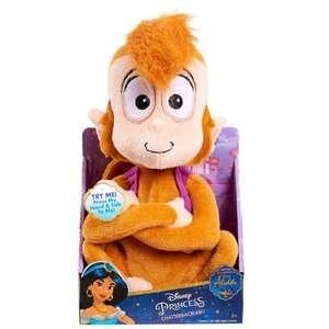 史低价:迪士尼阿拉灯可爱小猴阿布,会互动哦 $6.49(原价$16.99)