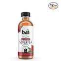 Bai Iced Tea, Rio Raspberry, Antioxidant Infused Supertea, Crafted with Real Tea (Black Tea, White Tea), 18 Fluid Ounce Bottles, 12 count $19.10