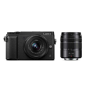PANASONIC LUMIX GX85 4K Digital Camera, 12-32mm and 45-150mm Lens Bundle, 16 Megapixel Mirrorless Camera Kit $447.99,free shipping
