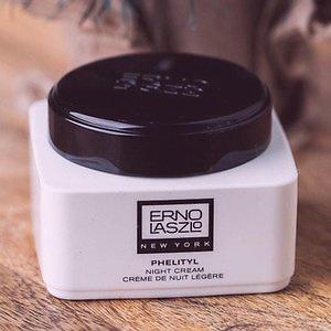 Erno Laszlo Phelityl Night Cream by Erno Laszlo for Women 1.7oz