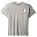 Champion Men's Classic Jersey Graphic Ringer T-Shirt $8.50