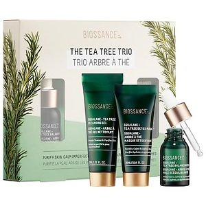 BIOSSANCE The Tea Tree Trio