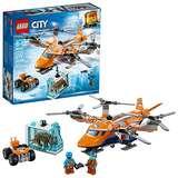 史低价!LEGO乐高 City系列 60193 北极空中运输机