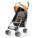 Summer Infant 3Dlite Convenience Stroller, Tangerine $69.99,free shipping