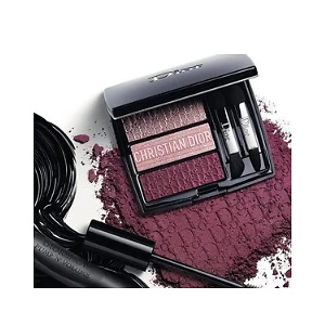 New Release: Dior limited edition Couleurs Trio blique Eye Shadow Palette