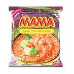 MAMA 泰国妈妈 酸辣虾味方便面 90g