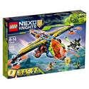 LEGO NEXO KNIGHTS Aaron's X-bow 72005