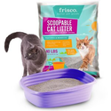 Chewy: Frisco Cat Litter on Sale