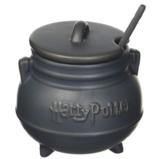 Harry Potter 48013 Cauldron Soup Mug with Spoon, Standard, Black $14.79