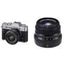 Fujifilm X-T30 XC15-45mm Lens Kit Silver + Fujinon XF35mmF2 R WR Lens Black $1099.90,free shipping
