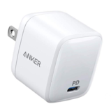 USB C Charger, Anker 30W Ultra Compact Type-C Wall Charger with Power Delivery, PowerPort Atom PD 1 [GaN Technology] for iPhone Xs/Max/XR/X, iPad Pro, Galaxy S10/S9, Google Pixel, LG $25.49