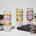 Amazon: San pellegrino Momenti Clementine & Peach Cans, 11.15 Fl Oz, Pack of 24