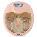 ArtNaturals Foot Spa Massager with Heat – Lights and Bubbles - Soothe Relax Feet - Therapeutic Heated Bath Tub - Temperature Control Massage Jet $34.95,free shipping