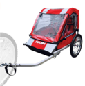 Allen Sports Deluxe Steel Child Trailer $74.99,free shipping
