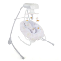 Fisher-Price My Sweet Swan 2-in-1 Deluxe Cradle 'n Swing $89.00,free shipping