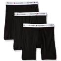 Tommy Hilfiger Men's Underwear 3 Pack Cotton Classics Boxer Briefs $21.99