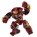 LEGO 乐高 超级英雄系列 76104 钢铁侠反浩克装甲 $19.97