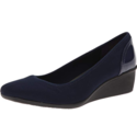 Anne Klein Sport Women's Wisher Fabric Wedge Pump $19.95