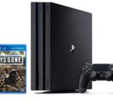 仅限PRIME :PS4 Pro 1TB 套装,再送《往日不在》+《新战神》