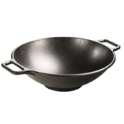 Lodge P14W3 Seasoned Cast Iron Wok, 14 inch $48.90,FREE Shipping