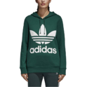 adidas Originals Women's Trefoil Hoodie $38.93,free shipping
