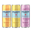 S.Pellegrino Essenza Flavored Mineral Water, 11.15 fl oz. Cans (Variety Pack of 12) $12.99