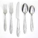 Farberware 不锈钢餐具套装 20件,原价 $24.99,现