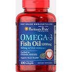 Omega-3 Fish Oil