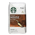 Starbucks House Blend Whole Bean Coffee, 40 Ounce $17.98