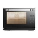 Robam Portable Convention Oven CT761 | Seven Cooking Modes with STEAM Function | Elegant Black Design w/ LCD Touch Screen, Spacious Capacity $649.00,free shipping